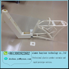 high glossy finished for CNC ABS plastic rapid prototype
