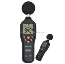 30 ~ 130 dB With Level Selecting Button Switches Sound Level Meter
