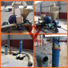 mobile air conveyor belt , no.488 oil free low noise 5.5kw (7.5hp) material conveying high pressure air blower