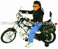 Battery Powered Kid's Motorcycle-- 52111#