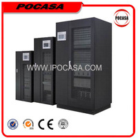 Industrial Low Frequency 380V 50KVA 3 Phase Online UPS System