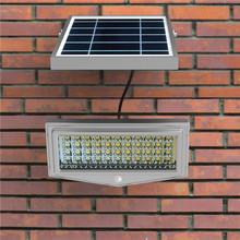 Energia solare Decorative sensore di movimento Luce esterna per il giardino
