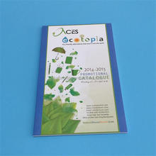 Company catalogue design and printing service