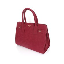 Fashion suede wholesale handbags