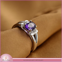 Best Sell Fashion Silver Ring, Engagement Ring, Wedding Ring with Top Quality