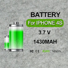 High Quality Replacement Battery for iPhone Battery for iPhone 4S with Tool Kits