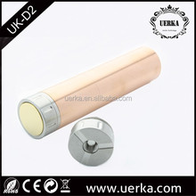 Uerka UK-D2 stainless steel&copper ecig mod, mechanical mod, full mechanical battery mod