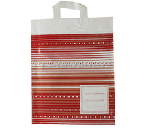wholesale promotional recyclable plastic tote bags