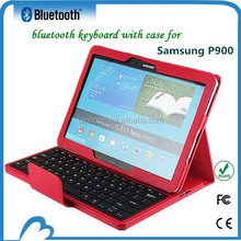 ABS keyboard PU leather bluetooth tablet pc flexible keyboard