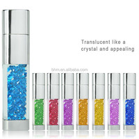Mini crystal USB flash drive/Perfume flash drive/gift pen drive