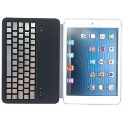 modern style designed bluetooth wireless keyboard for iPad mini with sleep mode