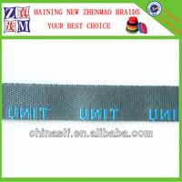 15mm cloth fabric jacquard webbing strap