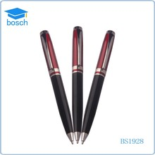 Hot products for 2016 metal body ballpoint pens for promotional hot sale ball pen