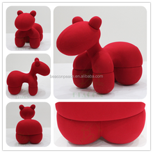 leisure animal shape chair for kids