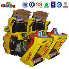 2015 news trade assurance electronic simulator racing car arcade games machines indoor racing game equipment for sale