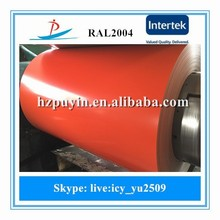 New products ppgi color coated steel sheet in coil for panel, roofing sheet