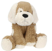 2015 new design cute super soft plush dog stuffed animal toys for kids