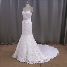 Welcome wholesale and ratail promotion tank top gathered top modest wedding dresses