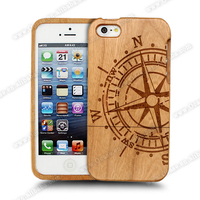 Ocase Brand OEM Product Wood Mobile Phone Case Cover and Smart phone case