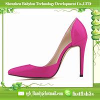 ladies comfort fashion leather designer shenzhen import bulk women price cheap wholesale shoes in china