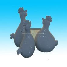 custom little ceramic decorative easter toy fir sale