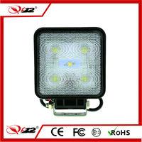 4inch high power 1100lm offroad headlight 15w led moto lighting