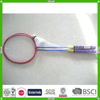 low price badminton racket made in China best choice for your promotional use