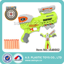 transformador de bola de espuma de tiro con pistola de infrarrojos