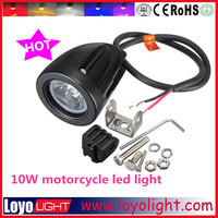 900lm US high power 10w led work light factory top sale small motorcycle led light
