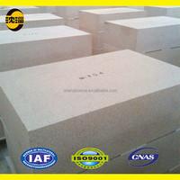 super low cement vibration and pouring process block big tank brick bottom fire brick