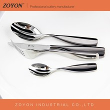 Nice and Fine kids spoon and flatware/stainless steel spoon fork set/kids cutlery