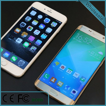 2015 New android 5.0 4G oem smartphone factory used mobile phone/ 4 sim card mobile phone