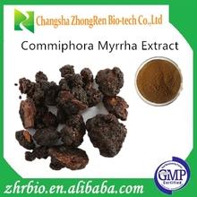 Free Sampl Changsha Zhongren Biotech Commiphora Myrrha Extract