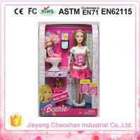 Custom Silicone Vinyl Doll Kits Lovely doll molds