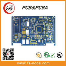 OEM FR4 Multilayer PCB Bare Board with Immersion Gold pcb supplier