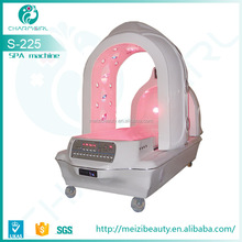 Optical Photon infrared Body Shaping Crystal chromotherapy slimming spa tunnel