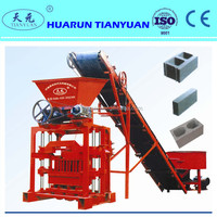 block making machine suppliers in south africa QTJ4-35 Concrete block making machine suppliers