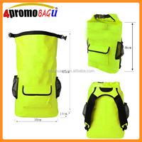 PVC tarpaulin waterproof dry bag backpack