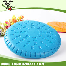 Pet Stores Latex Dog Frisbee Pet Training Toy Best Toys for Dog