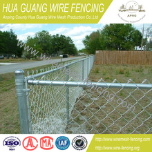 cheap chain link fence panels for sales (22 years export experience)