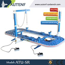 Hot sale! AUTENF ATU-SR car benchcar chassis straightening bench for sale