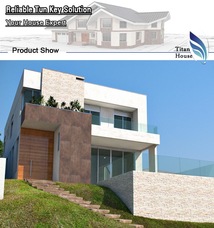 Villa di lusso e case prefabbricate villa a basso costo for Case moderne a basso costo