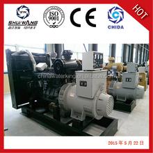 50KW-150 KW engine slient diesel power generator set from China