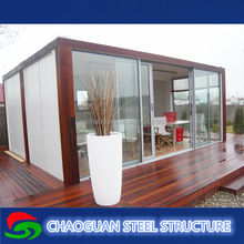 Qualified thermal insulated decent container house for sale