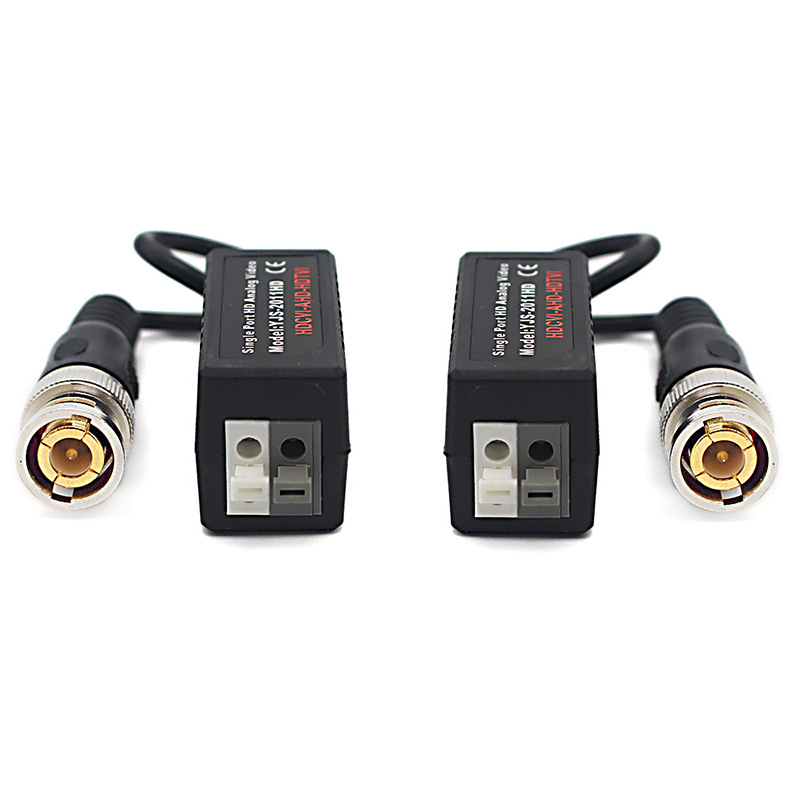 Long range 720p/960H balun HDCVI HDTVI AHD Video Balun for CCTV