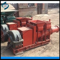 12000 pieces plate tile clay roof tiles making machines