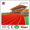Synthetic Rubber Running Track Materilas