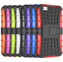 Spider Hybrid Kickstand Case For iphone 6/For iphone 6 plus/5C/5S/4S/For ipad air/For ipad 2 3 4/mini