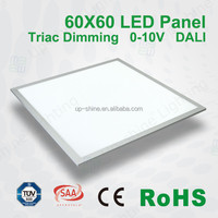 square led panel light dimmable 0-10v dali TUV CE RoHS SAA ErP small size led panel 30x30 18w