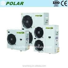 Danfoss réfrigération, 1.5hp compresseur de réfrigération unité, Hermétique compresseur r22 réfrigération